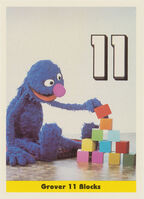 Sesamecard 012 Grover blocks