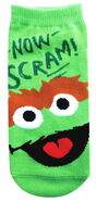 Small planet 2015 socks oscar scram