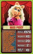 Top trumps miss piggy