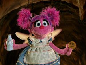 Sesame Street Characters Abby