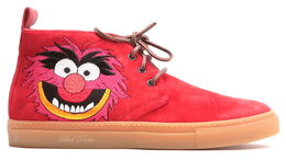 Del toro 2014 muppet alto chukka sneaker animal 1