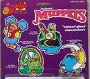 Muppet suncatcher kits