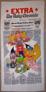 Martex 1981 towel great muppet caper 2