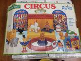 Sesame Street Circus Playset