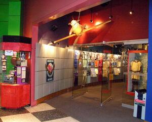 Dodi CBC Museum Exterior