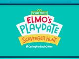 Elmo's Playdate: Scavenger Hunt