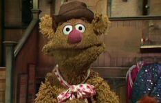 Fozzie Bear Through the Years