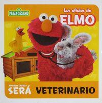 Los oficios de Elmo - Veterinario