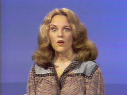 Madeline Kahn working dog