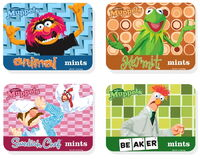 Muppet mints original designs