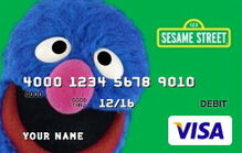 Sesame debit cards 23 grover