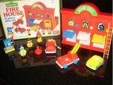 Sesame Street Firehouse (Illco)