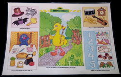 1981 placemats 8