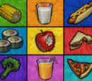 Elmo's World: Food