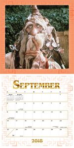 Labyrinth Calendar September