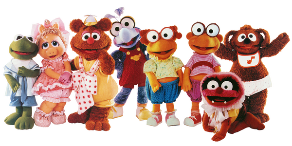 Muppet Babies walk-arounds