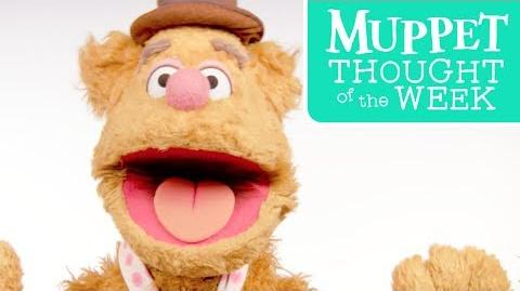 Muppet Thought of the Week Fozzie Bear The Muppets