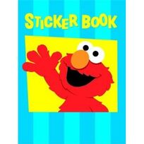 SesameStreetStickerBookAmericanGreetings