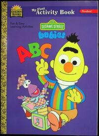 Sesame babies abc 1996