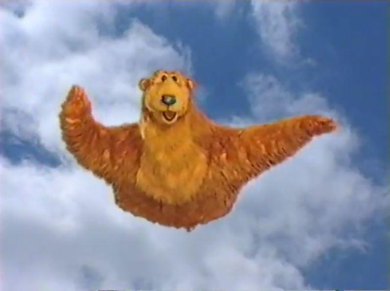 Bear-fly