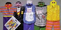 sesame street halloween costumes ben cooper - Fraggle Rock Halloween Costumes