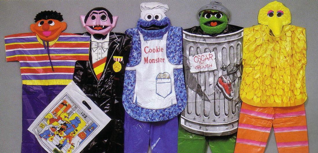 sesame street halloween costumes ben cooper