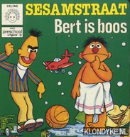 Bert is boos