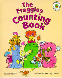 FragglesCountingBook