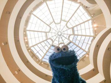Guggenheim cookie