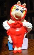 Muppetvision 3D pvc figure set piggy