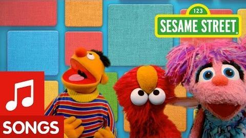 Sesame Street Elmo Has a Freeze Dance Party