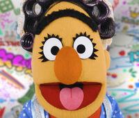 Bert's mom
