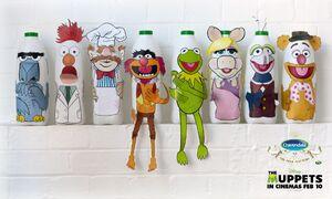 Cravendale muppets