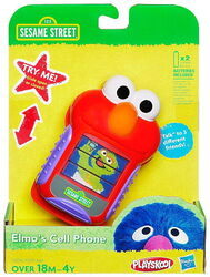 Elmos cell phone 1