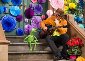 Kermit Elvis Costello 50th Bein Green