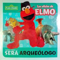 Los oficios de Elmo - Arqueologo