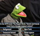 Kermit the Frog guest appearances