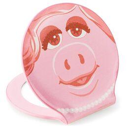 Piggy compact mirror