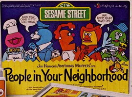 People in Your Neighborhood (Colorforms)
