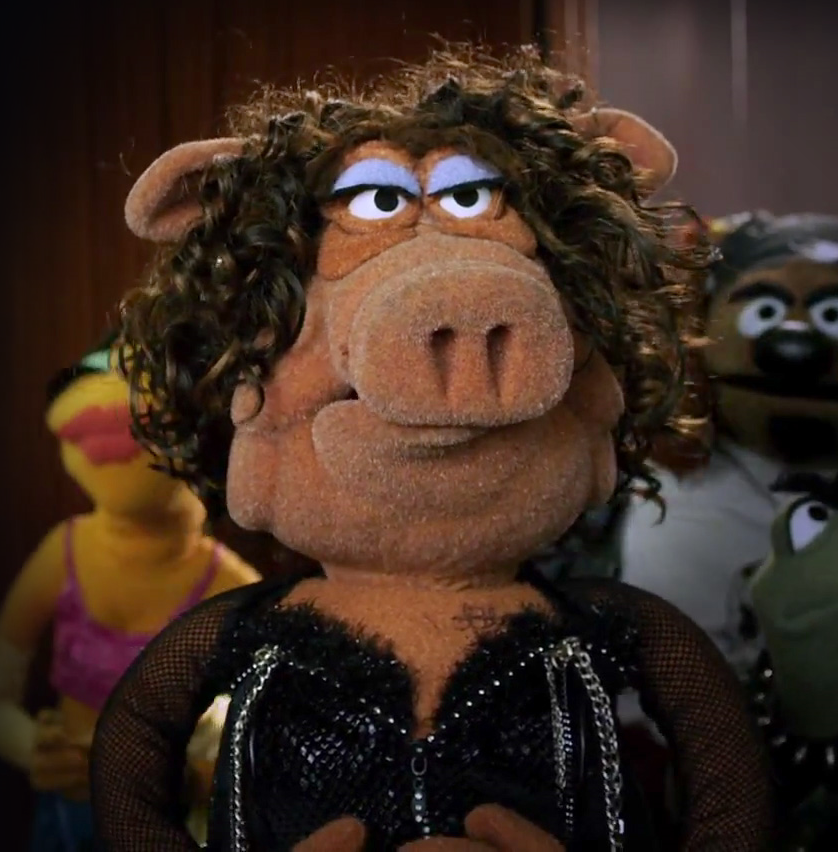 Miss Poogy | Muppet Wiki | FANDOM powered by Wikia Wanted Man Bear Pig
