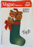 Vogue 1983 fozzie stocking