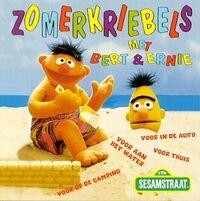 Zomerkriebels met Bert en Ernie