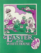 1984 White House Easter Egg Roll 01