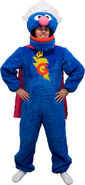 Adult Super Grover-Costume