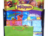 Muppet wrapping paper (American Greetings)