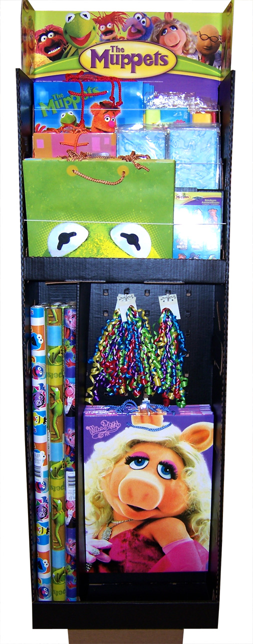 Muppet wrapping paper american greetings muppet wiki fandom muppet wrapping paper american greetings m4hsunfo
