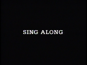 Sing Along title card