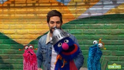 This Is My Street Super Grover