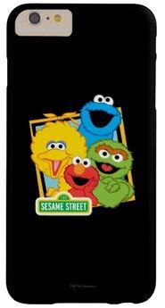 Zazzle sesame street pals