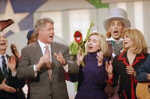 Clintons kermit